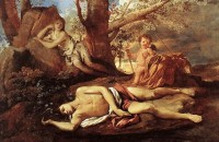 Adele Tutter: Under the Mirror of the Sleeping Water – Poussin's Narcissus